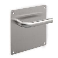 Emuca Türgriffsatz mit Platte 17x17 cm für...