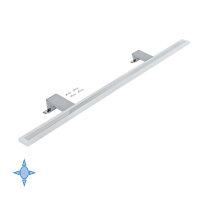 Emuca LED-Anbauleuchte für Badspiegel, 800 mm, IP44,...