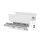 Emuca Schubladen-Kit Vertex für Küche und Bad, H. 131 mm, T. 500 mm, 40 Kg, sanftes Schließen, Stahl, Weiß