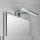Emuca LED-Anbauleuchte für Badspiegel, 450 mm, IP44, kaltes weißes Licht, Aluminium und Kunststoff, Verchromt
