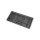 Emuca Besteckfach Optima für Küchenschublade Vertex/Concept 500, Modul 1.000 mm, Spanplatte 16mm, Kunststoff, Anthrazitgrau