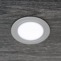 Emuca LED Einbauleuchte Mizar für Möbel,...