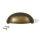 Emuca Möbelgriff, Achsabstand 64 mm, Zamak, Bronce