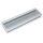 Emuca Möbelgriff, Achsabstand 160 mm, Aluminium, Matt eloxiert