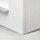 Emuca Nivellierfuß für Möbel, sechseckiger Fußteller, M6, H. 20 mm, Stahl und Kunststoff, 20 St.