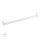 Emuca Schrankstange mit LED-Licht, regulierbar 558-708 mm, Bewegungssensor,Aluminium, Matt eloxiert