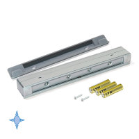 Emuca LED-Einbauleuchte batteriebetrieben, für...