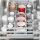 Emuca Schubladen-Kit für Küche Vantage-Q, H. 204 mm, T. 450 mm, mit Relingen, sanftes Schließen, Stahl, Grau metallic